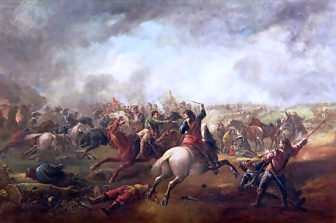 The Battle of Marston Moor