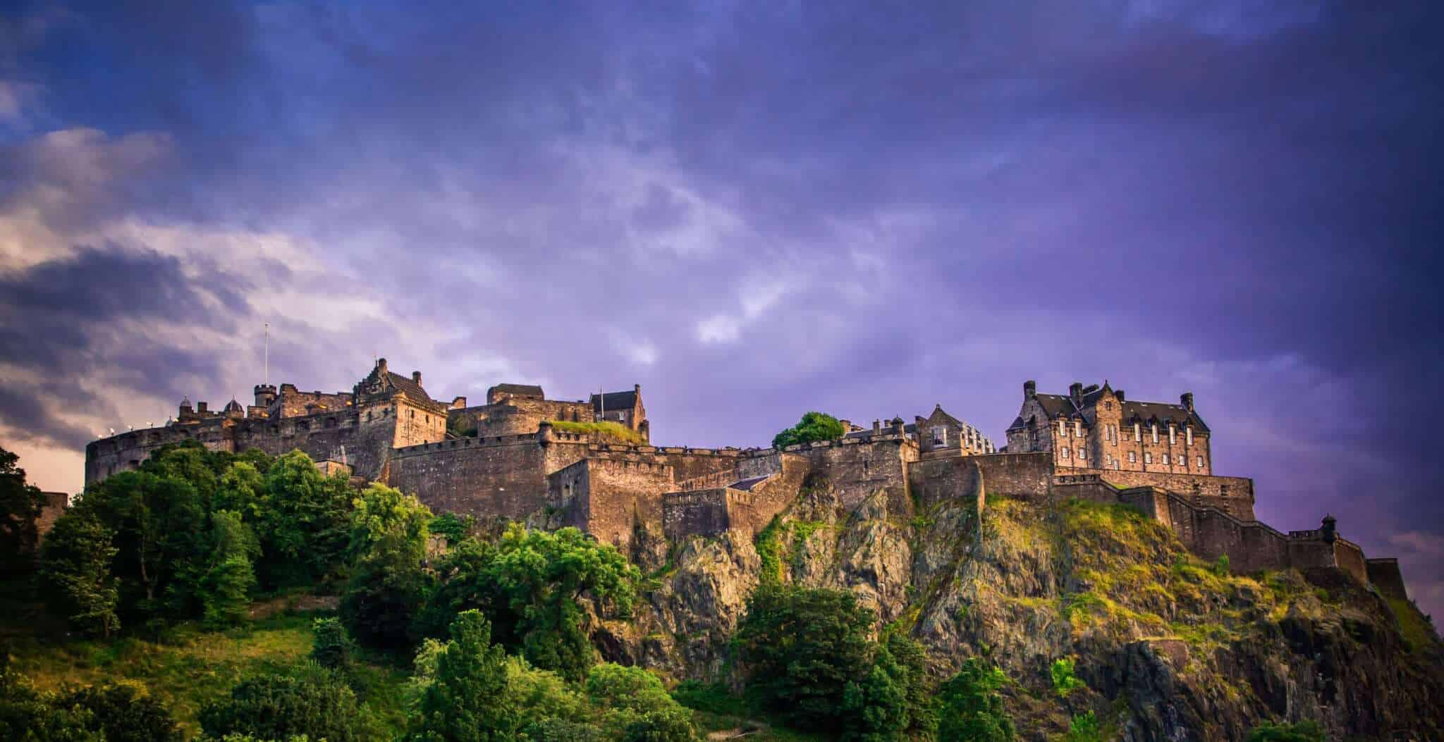 Image result for edinburgh castle