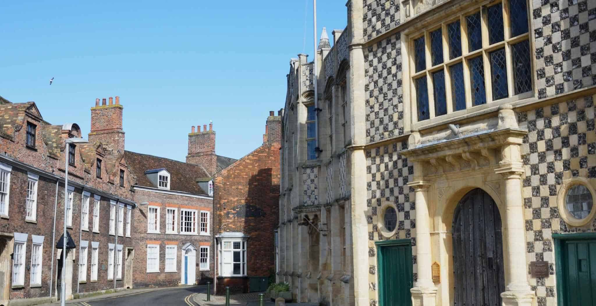 The History Of King S Lynn Norfolk