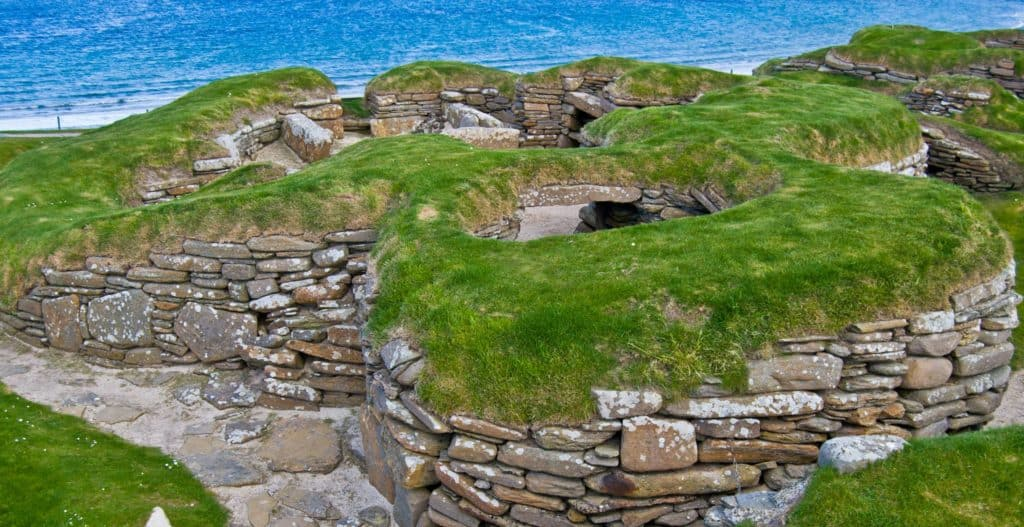 The History Of The Orkney And Shetland Isles
