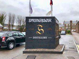 Springbank Distillery